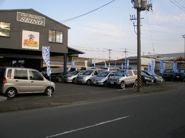 Car Factory SEINO(株) 本社扇町店(1枚目)