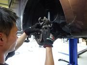 足回り他各部位の整備、修理を承ります。
