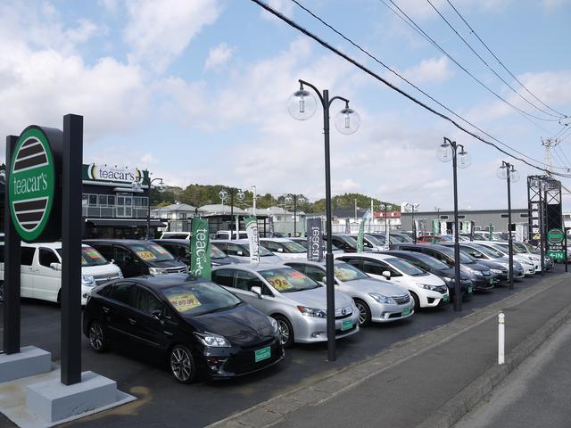 名取市4号バイパス沿いに新店舗グランドオープン!大型展示場、整備工場も併設。