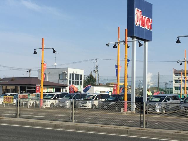 「青森県」の中古車販売店「トヨタカローラ八戸(株) U-MAX八戸」