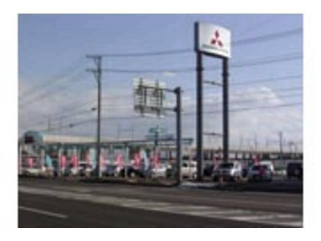 青森三菱自動車販売(株) クリーンカー青森西バイパスの店舗画像