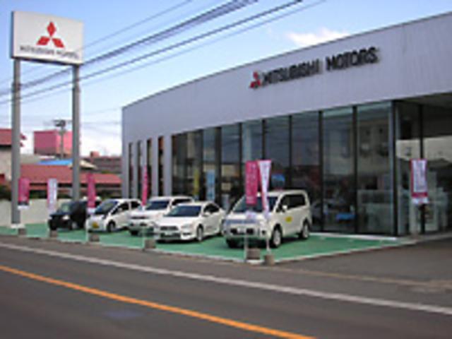 青森三菱自動車販売(株)弘前店の店舗画像