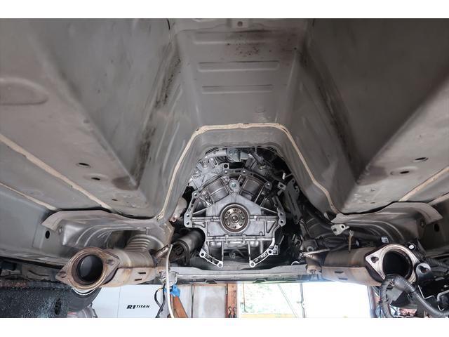 ミッション換装、クラッチ交換、頻度が高い作業となっております。