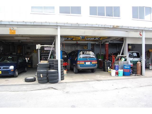 本社の「車検ベスト」は、陸運局の認証を得ておりますので、整備も万全です!