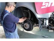 輸入車・国産車問わず、足回り修理・整備もお任せ下さい!