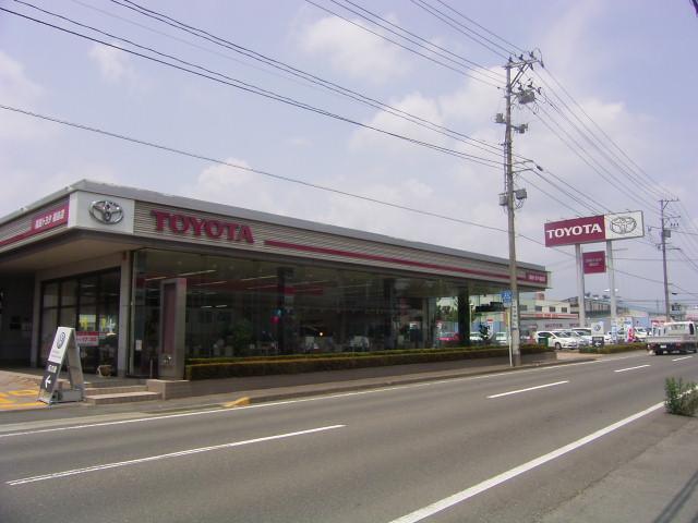 福島トヨタ自動車(株) 福島店(1枚目)