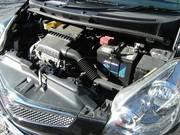 エンジン、ラジエター、フューエル関係パーツ取付