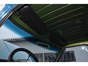 天井の汚れやシートの汚れも取れる専用クリーニングマシーン?