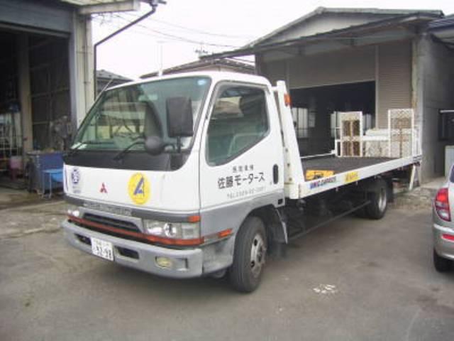 自社積載車完備なので、納車・引き取りもお任せ下さい。宮城県内どこでも無料で承ります。