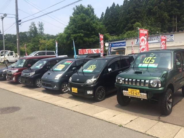 全メーカー取扱しております。新車、中古車、未使用車、ご相談ください