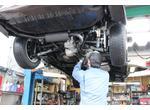 お客様の安心安全を守る車検整備も当店にお任せ下さい!