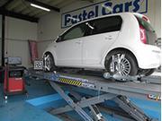 ブレーキ・足回り整備・修理・アライメント調整