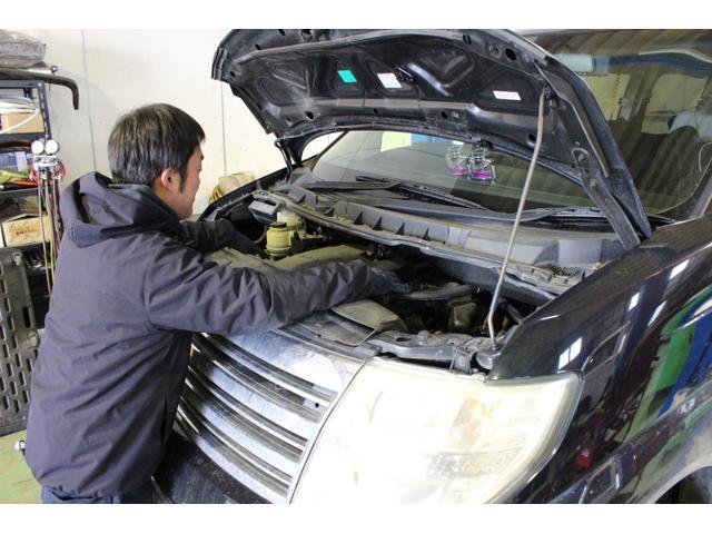 法定12か月点検や車検整備もお任せ下さい!