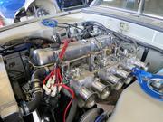 冷却系、過給器系点火・燃料パーツ取付