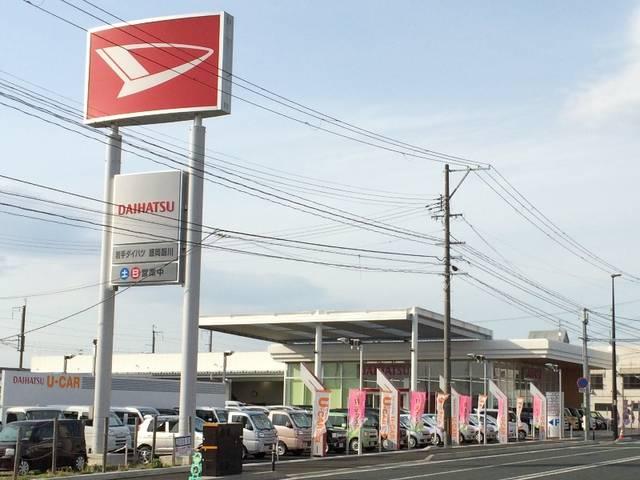岩手ダイハツ販売株式会社 盛岡厨川店の店舗画像