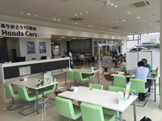 ホンダカーズ山形 嶋店U-Selectコーナー (株)ホンダ四輪販売南・東北(5枚目)