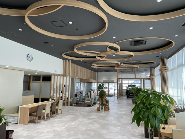 (株)秋田スズキ スズキアリーナ大館