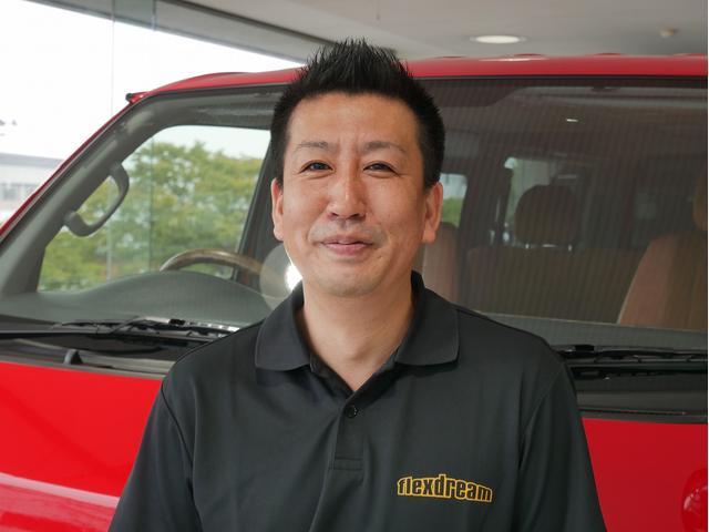 ハイエース仙台東店 カーライフアドバイザー 清野 智升