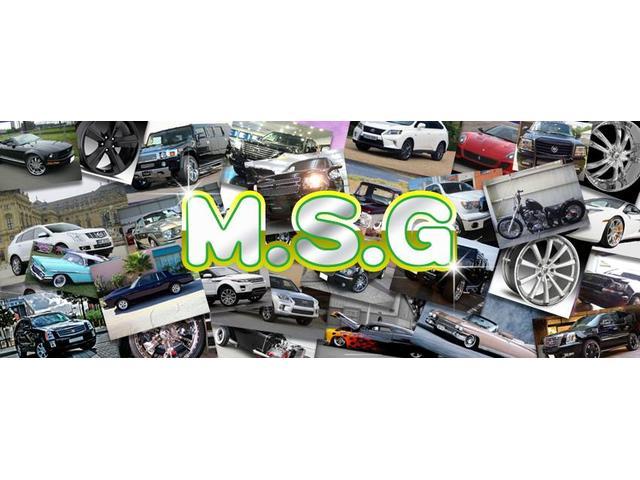 株式会社M.S.G