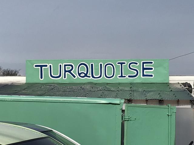 AUTO SHOP TURQUOISE(1枚目)