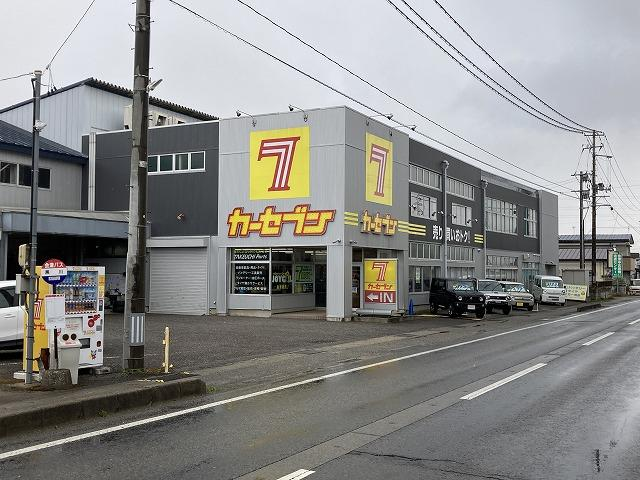 カーセブン会津店です。新車、中古車販売もお任せ下さい。