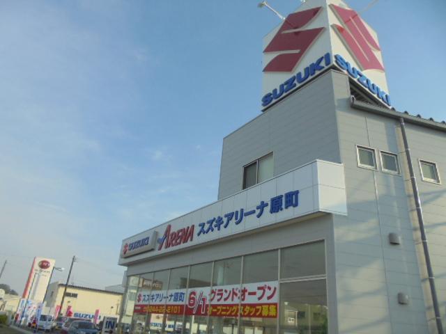 (株)スズキ自販福島 スズキアリーナ原町の店舗画像