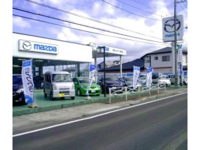 青森マツダ自動車株式会社 十和田店の店舗画像