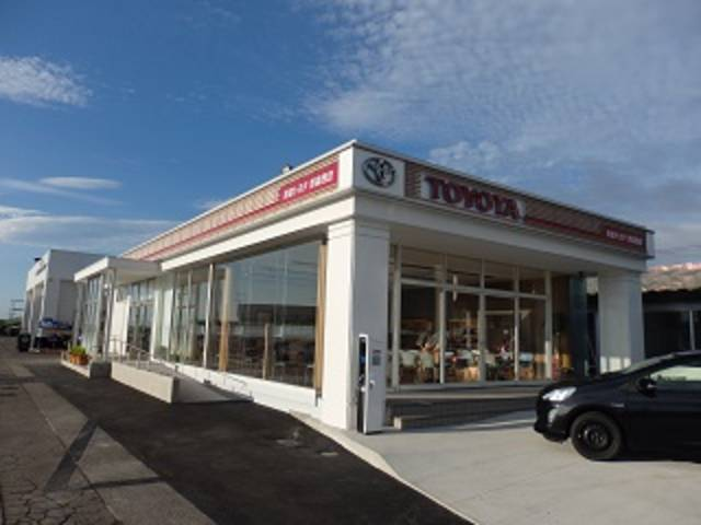青森トヨタ自動車株式会社 青森西店の店舗画像