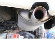 エアクリの交換やマフラー溶接修理も承ります。