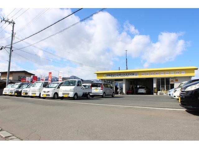 山形県でのカークリーニングやグラスコーティング、板金塗装、一般修理、車検、中古車販売はお任せください