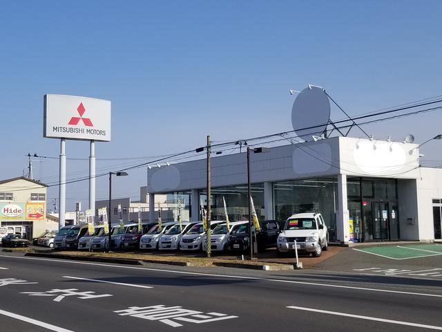 岩手三菱自動車販売(株) カーチス水沢(1枚目)