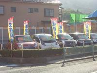 未使用車が盛りだくさんの軽自動車コーナーをご用意しております。
