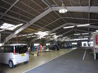 車検・点検・整備ができる工場で、お車のアフターケアも万全です!