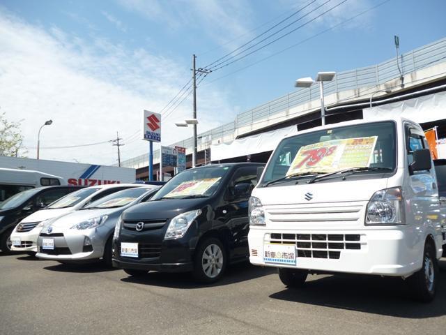 軽自動車からキャンピングカーまでレンタカー常時ご予約受付中!