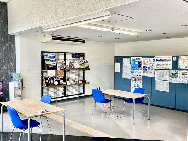 広島三菱自動車販売(株) クリーンカー観音(5枚目)