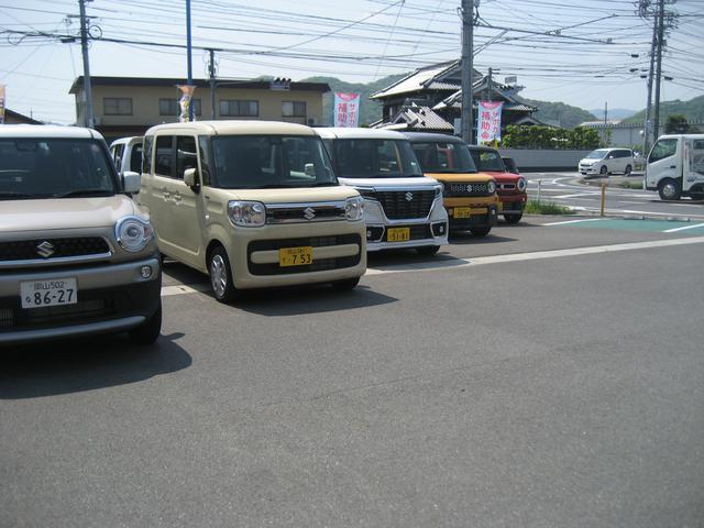 東中国スズキ自動車(株) スズキアリーナあかいわ (1枚目)
