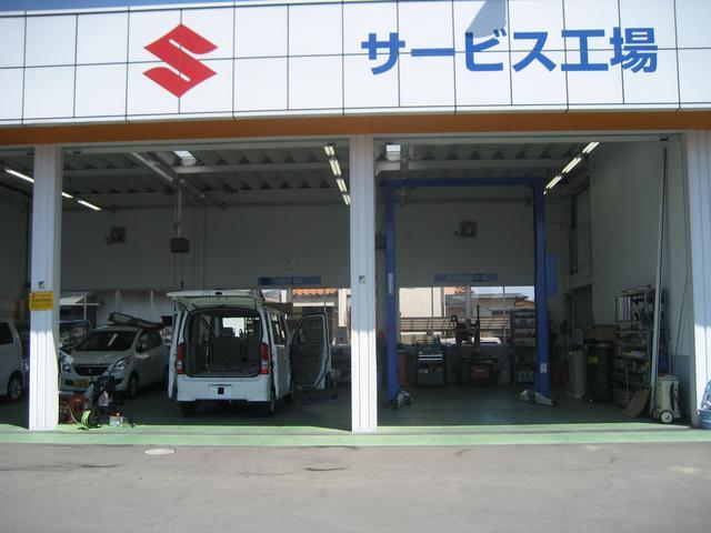 東中国スズキ自動車(株) スズキアリーナあかいわ (5枚目)