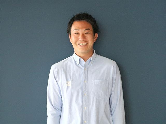 ランクル岡山店 スタッフ 塩見浩平 KOUHEI SHIOMI