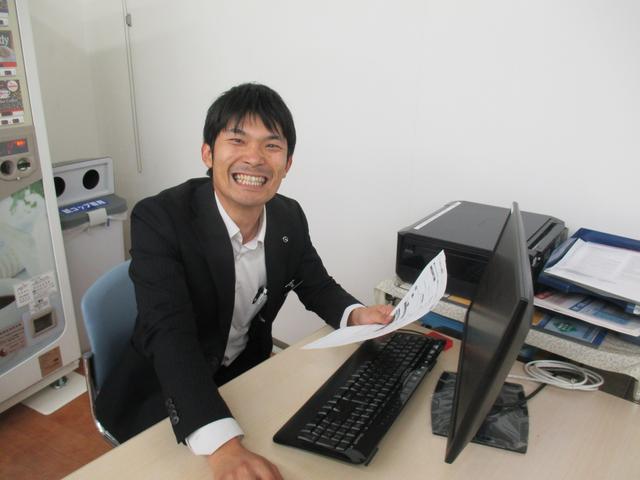 マツダオートザム東広島 ユーカーランド 店長 池田