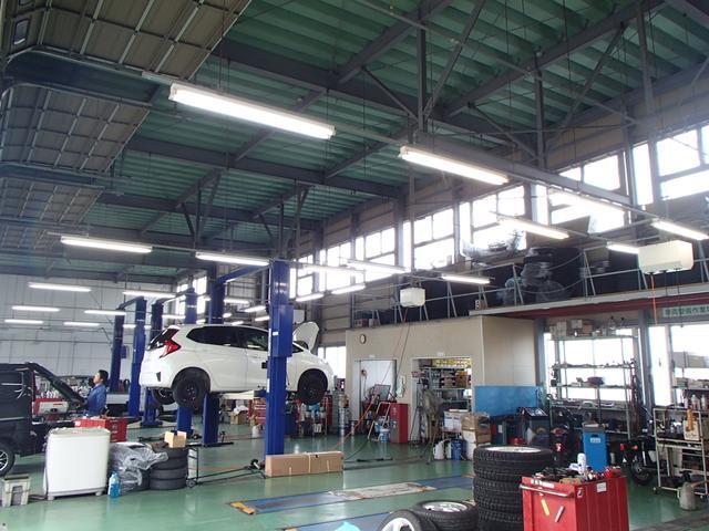 (有)斐川農協自動車整備工場(3枚目)