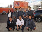 国家資格整備士が多数在籍 車検の速太郎 呉店 スタッフ一同