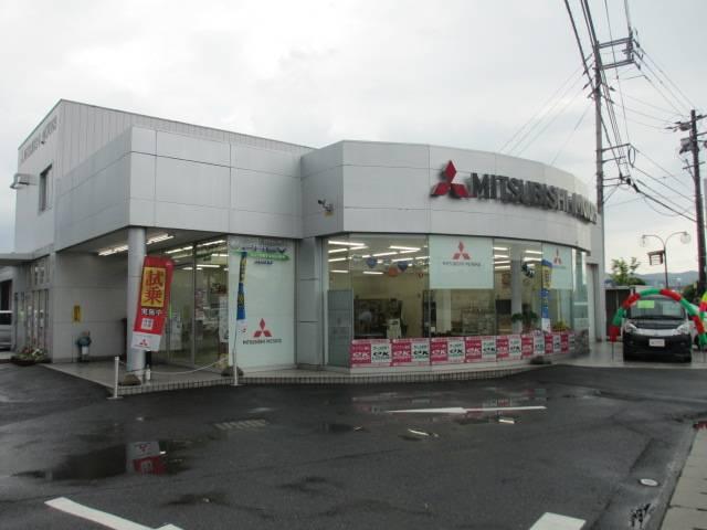 西日本三菱自動車販売(株) 津山店
