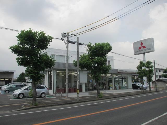 西日本三菱自動車販売(株) 総社店