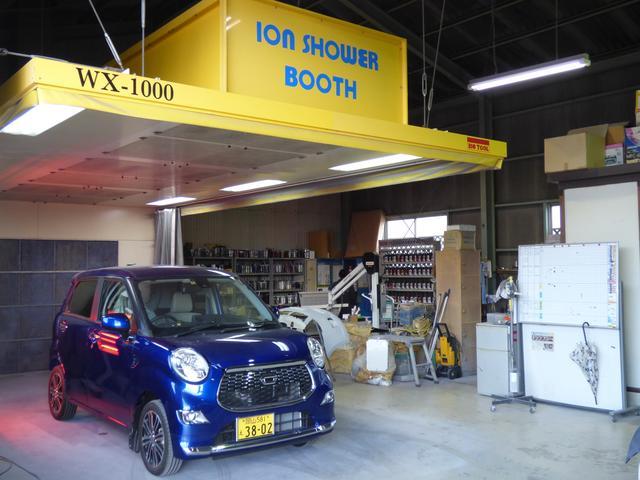販売だけでなく板金・塗装・コーティング・保険・修理・車検などアフターサービスも得意分野です!