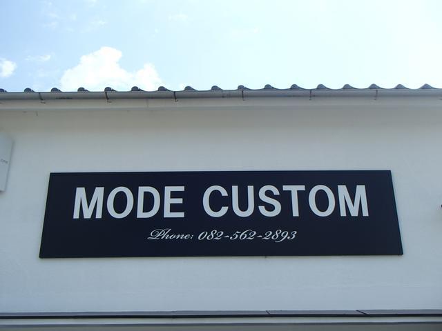 モードカスタム MODE CUSTOM