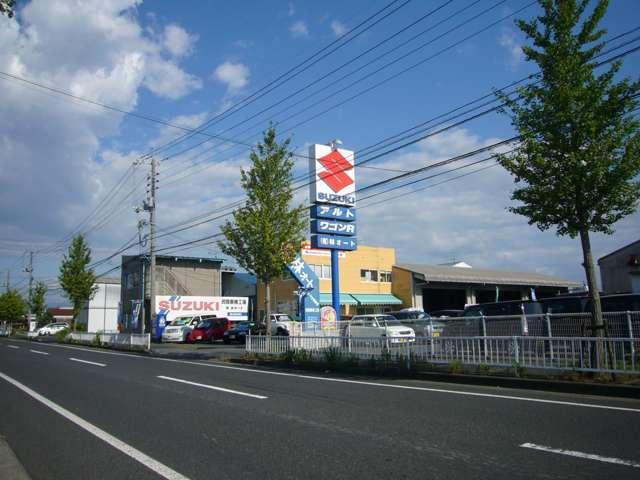 「鳥取県」の中古車販売店「(有)林オート」