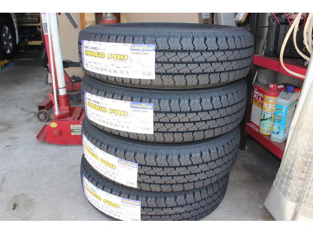 GOODYEAR・ブリジストン取り扱いあります。輸入タイヤ購入代行可能です。