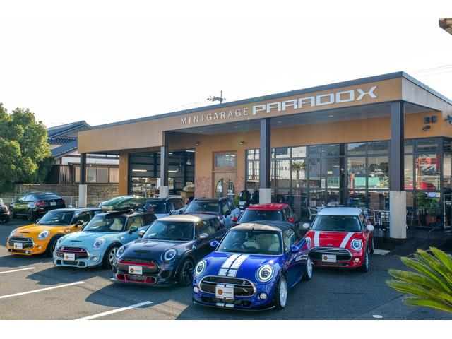 MINI GARAGE PARADOX(パラドックス)