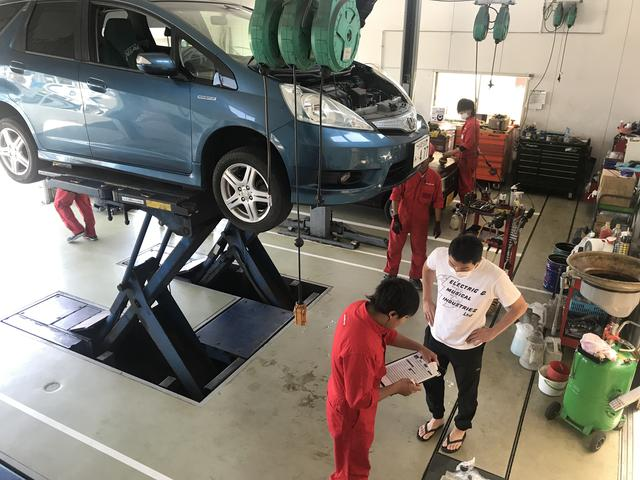 ジョイカル米子中央店・軽ピット|コミかる中古車リース アプライトコーポレーション(有)(3枚目)