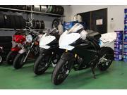 オートバイのカスタム、メンテも福川商会にお任せください!